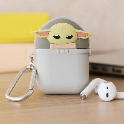 Custodie per AirPods Mandaloriano e Baby Yoda