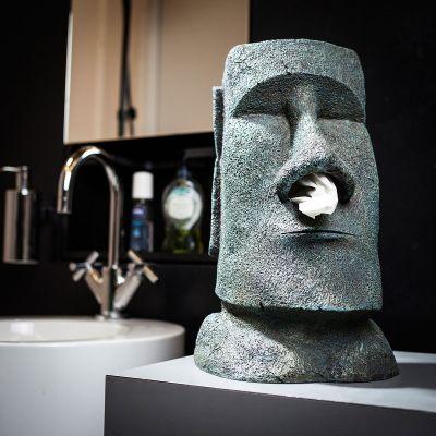 Distributore di Fazzoletti Moai