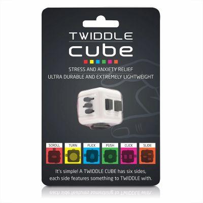 Twiddle Cube Anti-Stress Cubo