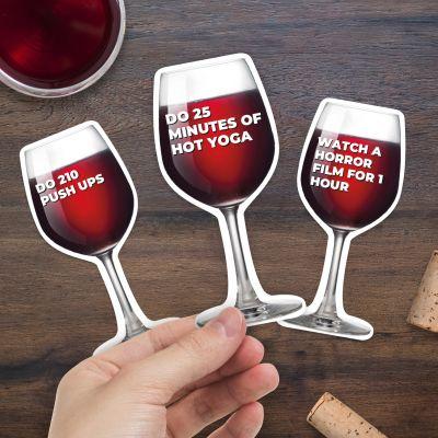 100 Esercizi per Bruciare un Bicchiere di Vino