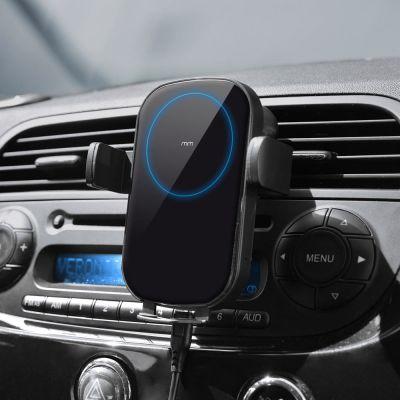Caricabatterie Wireless da Auto per Smartphone