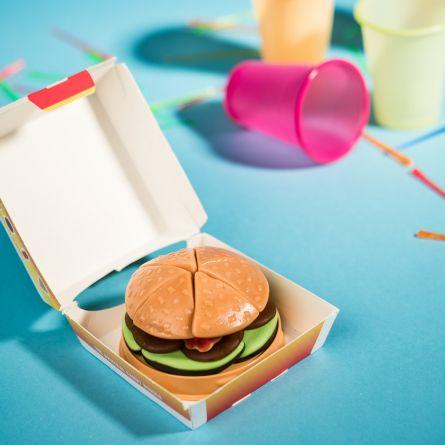 Candy Burger – set di caramelle gommose