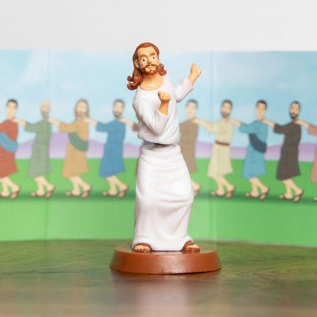 Personaggio Dondolante Dancing With Jesus