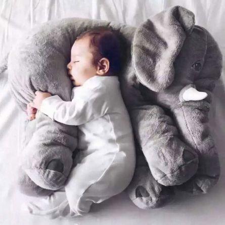 Cuscino Elefante
