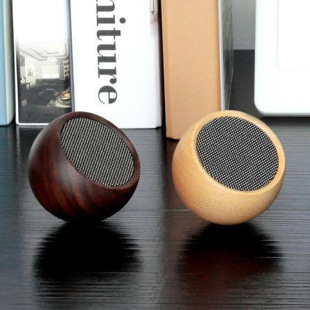 Altoparlante Bluetooth Ecosostenibile Gingko