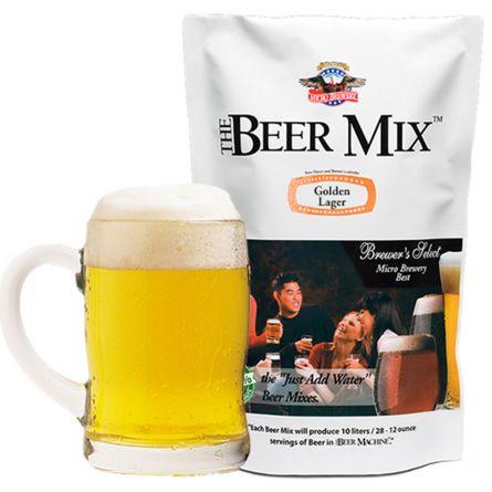 Ricarica per Macchina Della Birra Brewmaster - Golden lager, mix di lager rossa viennese e canadese