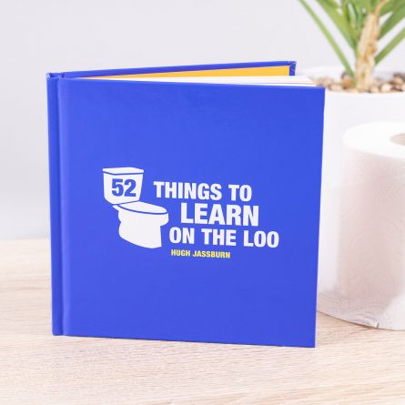 Libro 52 Things To Teach Yourself On The Loo