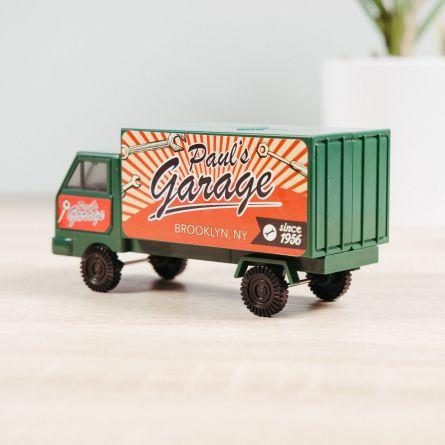 Mini Camion Cassetta degli Attrezzi