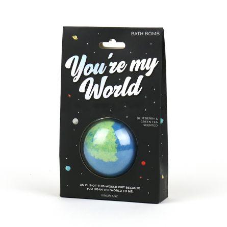 Bomba da Bagno You're My World