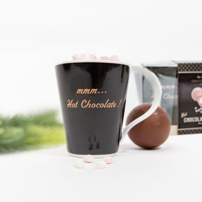 Set Regalo con Bomba al Cioccolato e Tazza