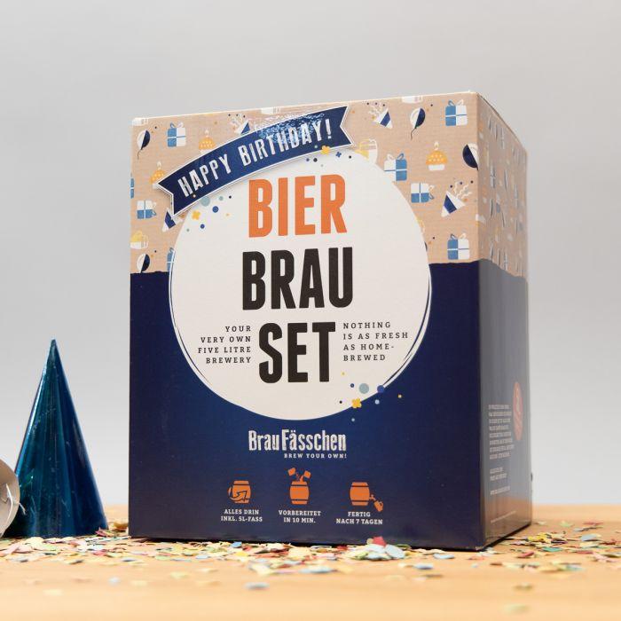 Kit per Birra Fai da Te - Edizione Compleanno