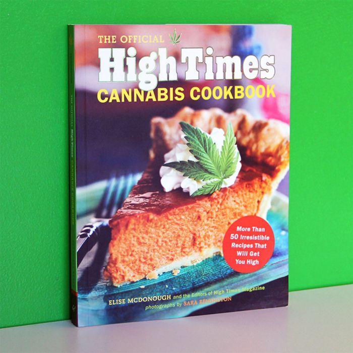 High Times – libro di cucina della Cannabis