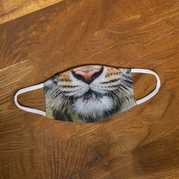 Mascherina con Muso di Tigre