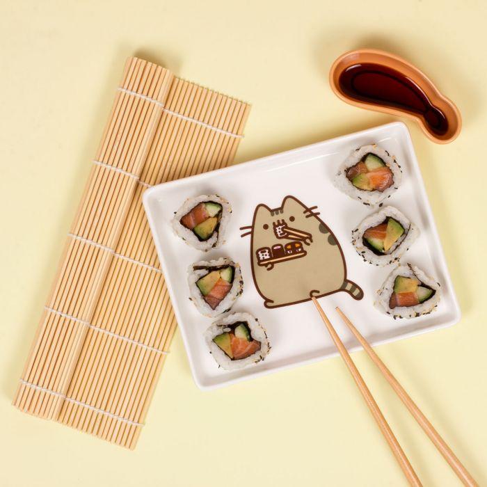 Set per Sushi Pusheen