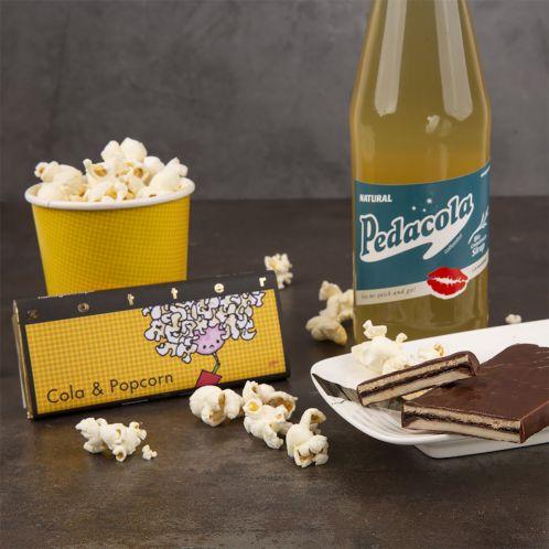 Cioccolato Zotter Cola & Popcorn