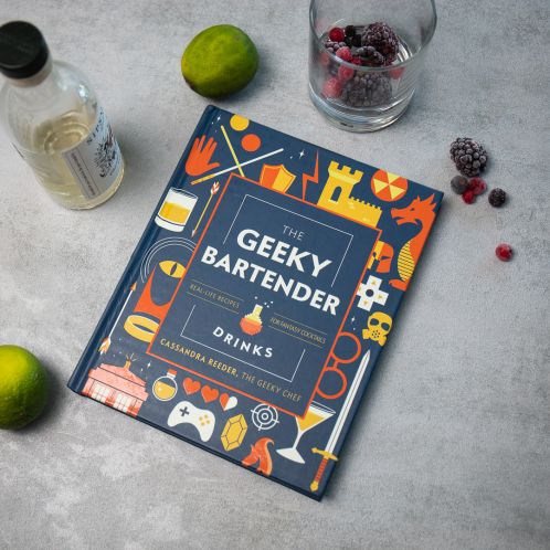 Libro di Ricette The Geeky Bartender
