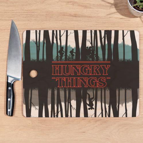 Tagliere da Cucina Hungry Things