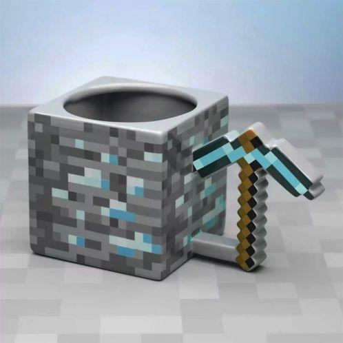Tazza Minecraft con Piccone