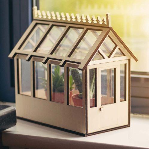 Mini-Casa per Piante