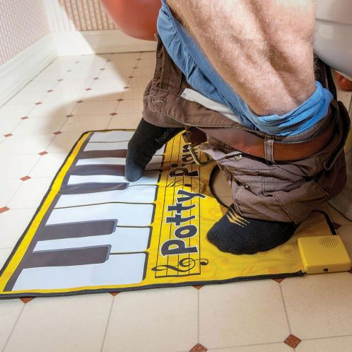 Tappeto Pianoforte per WC