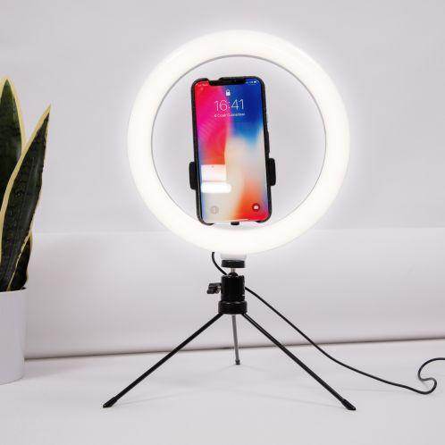 Treppiede per Selfie con Anello LED