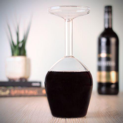 Bicchiere da Vino Sottosopra