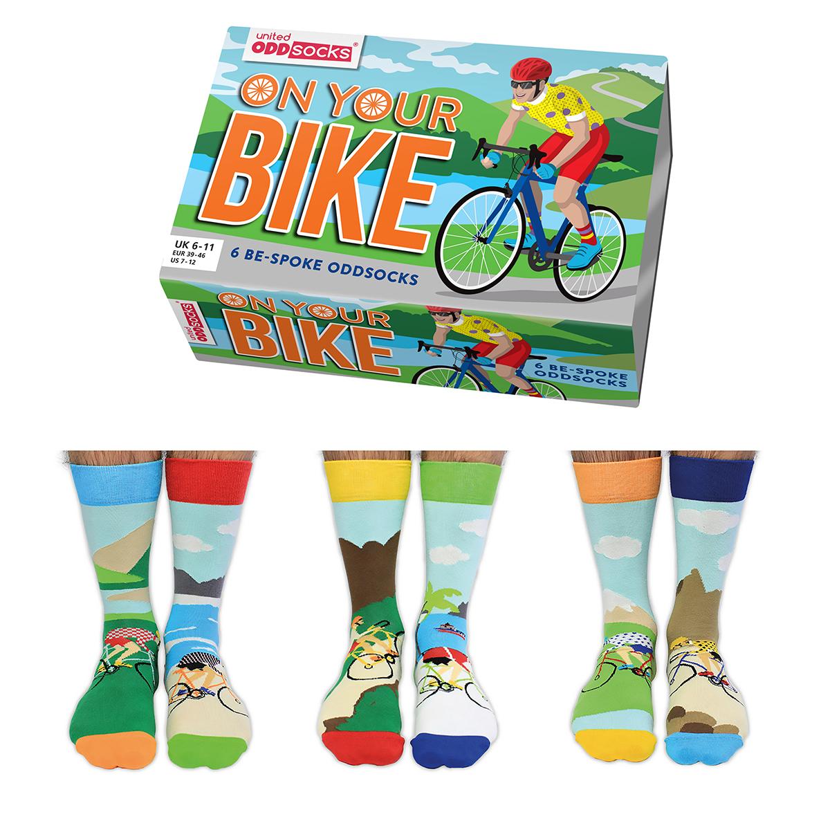 Calzini On Your Bike