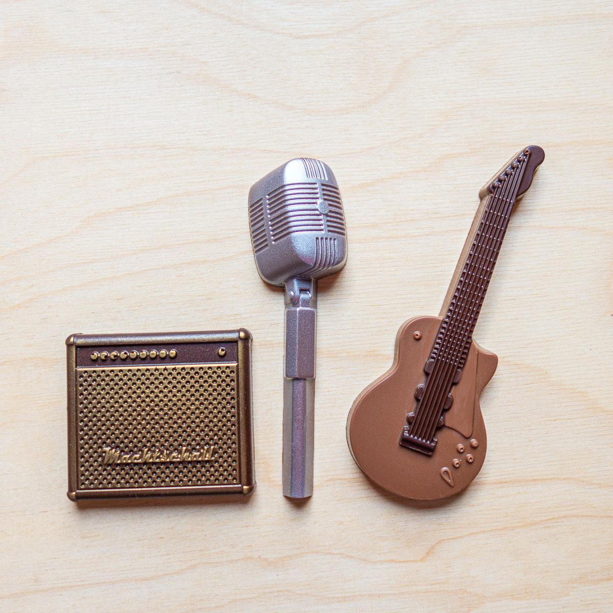 Set Cioccolato Rock & Roll