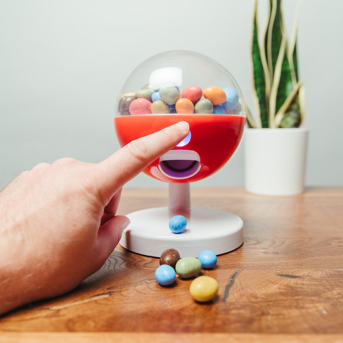 Distributore di Caramelle con Sensore Touch