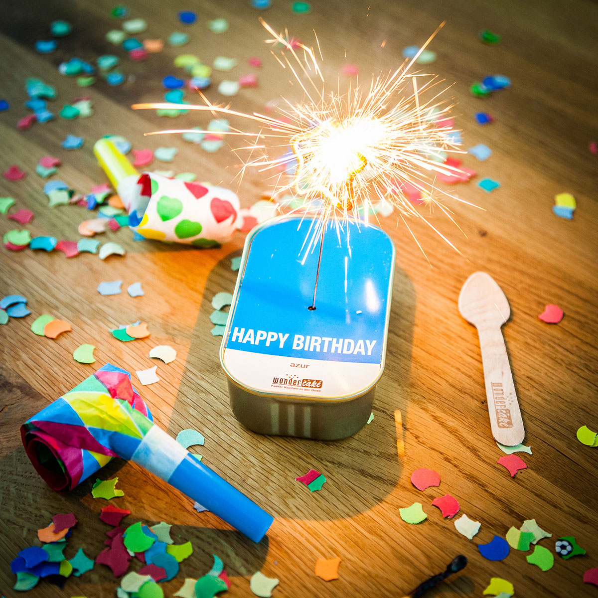 Wonder Cakes - mini torte in scatola