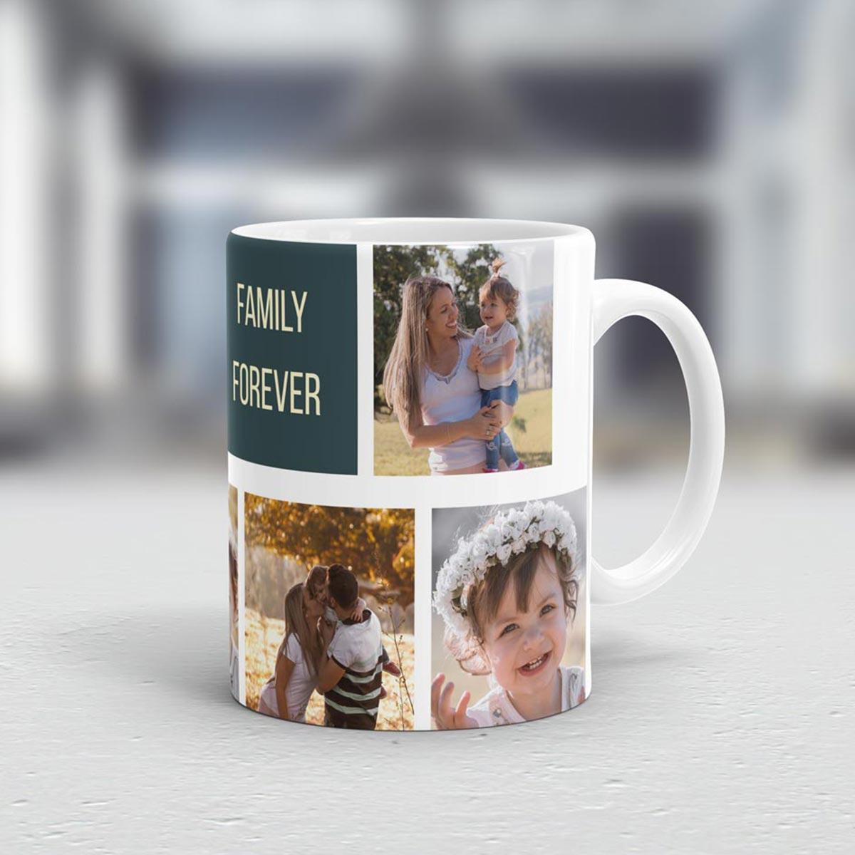 regali per la mamma foto-tazza personalizzabile