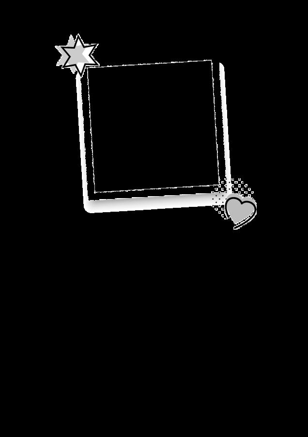 Poster mit Foto und Zitat (POQUXT) - Grau