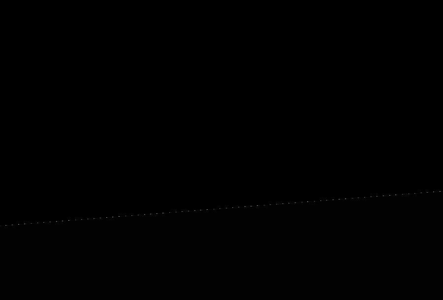 Fußmatte mit Bild und Text - Schwarz