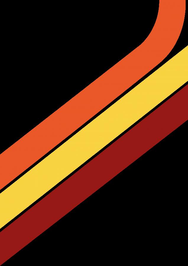 Poster Geburtstag (POBIXT) - transparent - Gelb