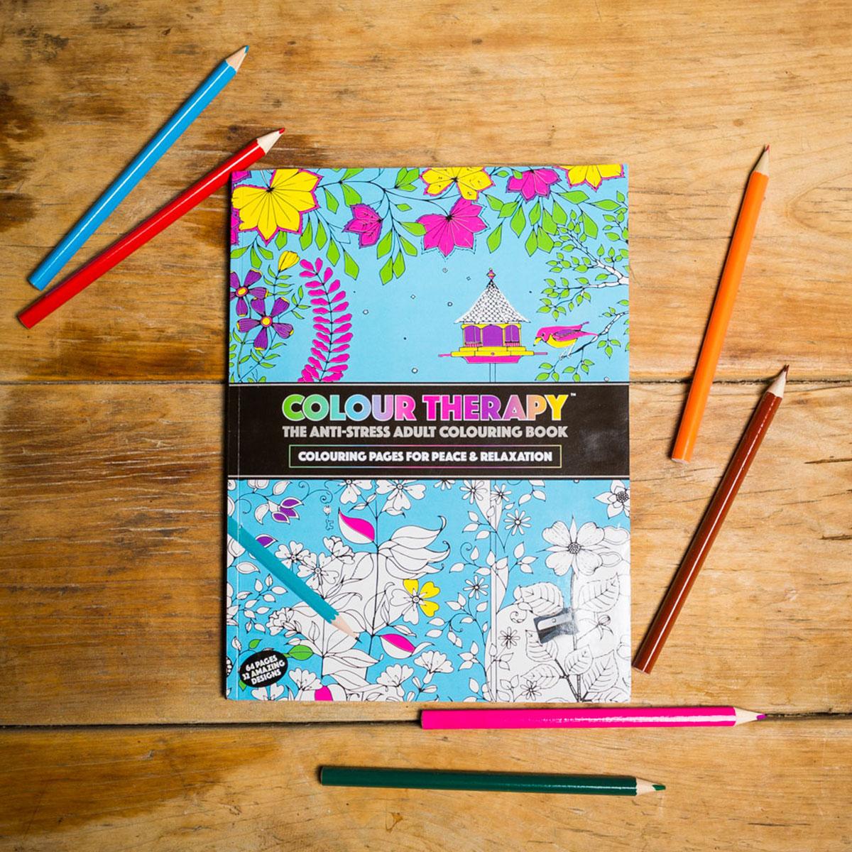 Arteterapia – antistress da colorare