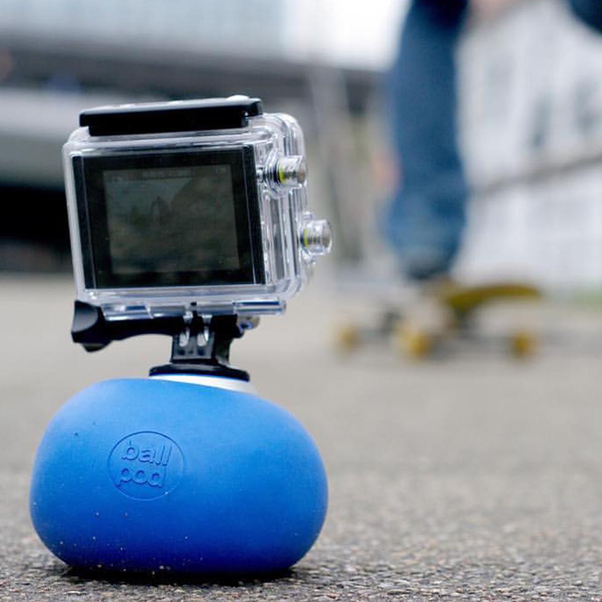 BallPod - supporto per macchina fotografica