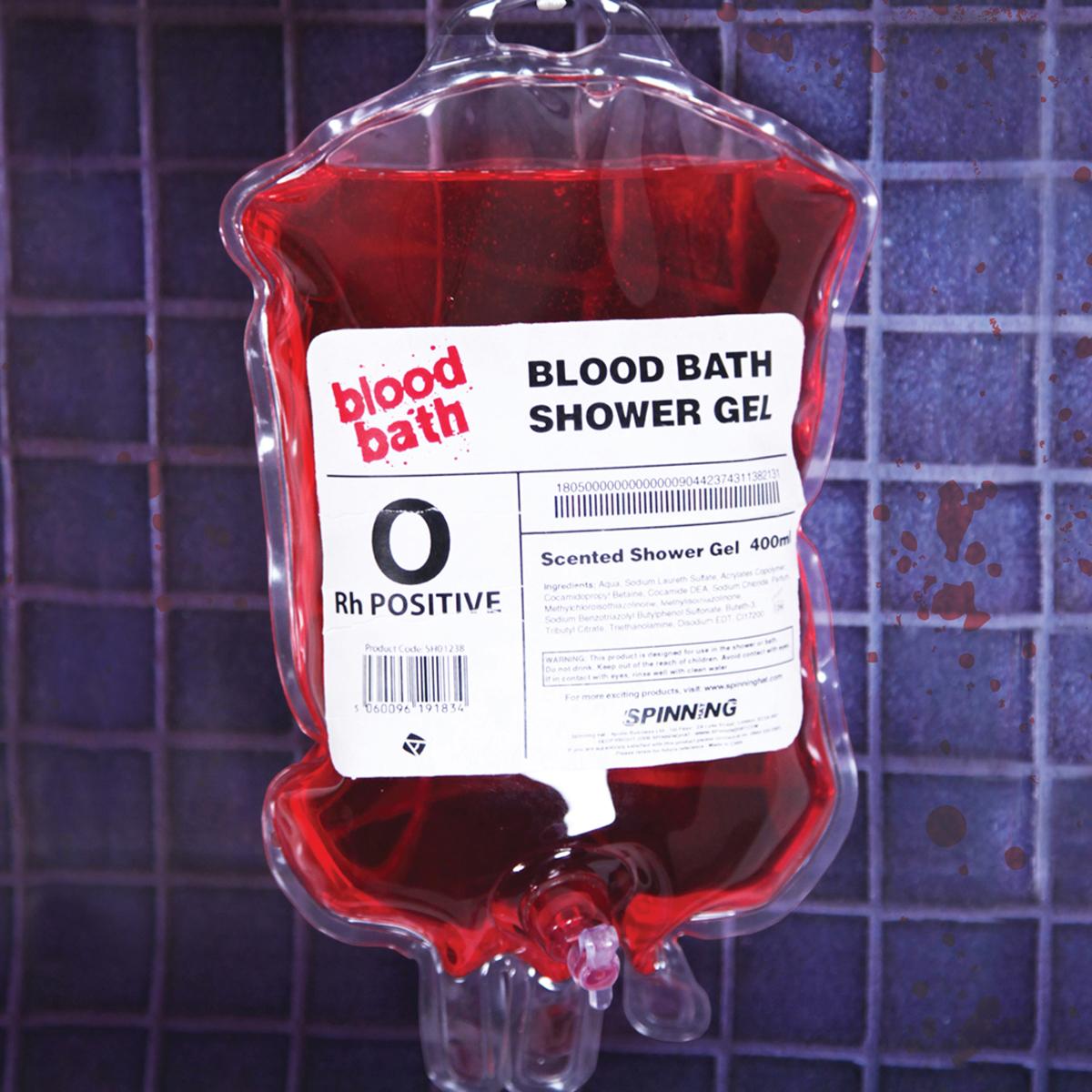 Gel Doccia Di Sangue