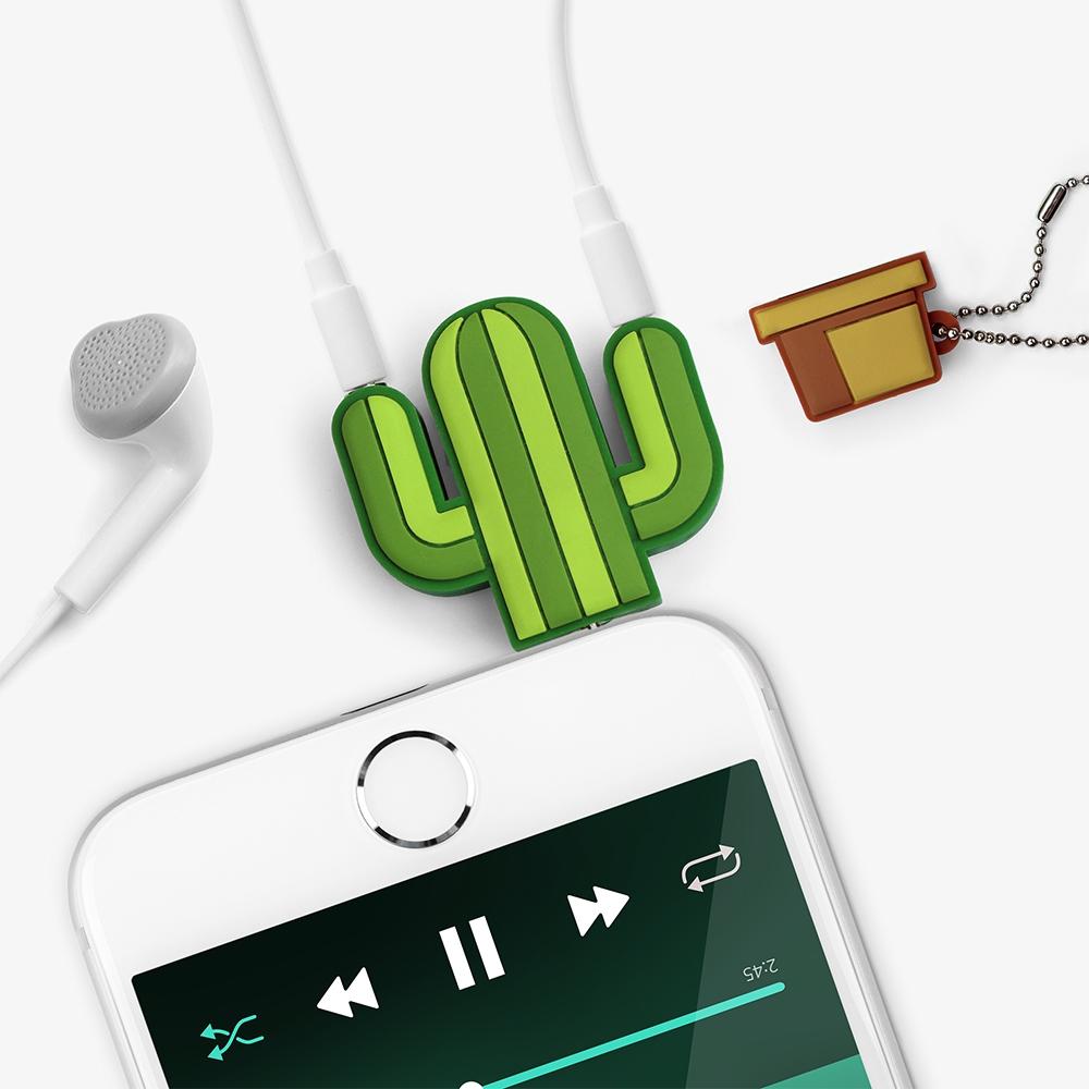 Cactus Splitter Audio