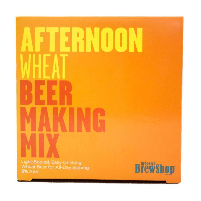 Ricariche Brooklyn Brew - Afternoon Wheat