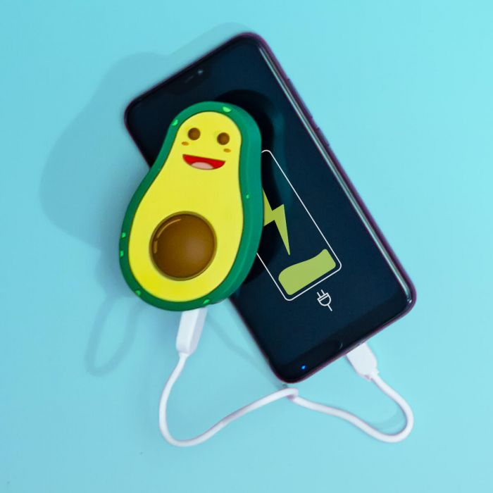 Powerbank a forma di Avocado