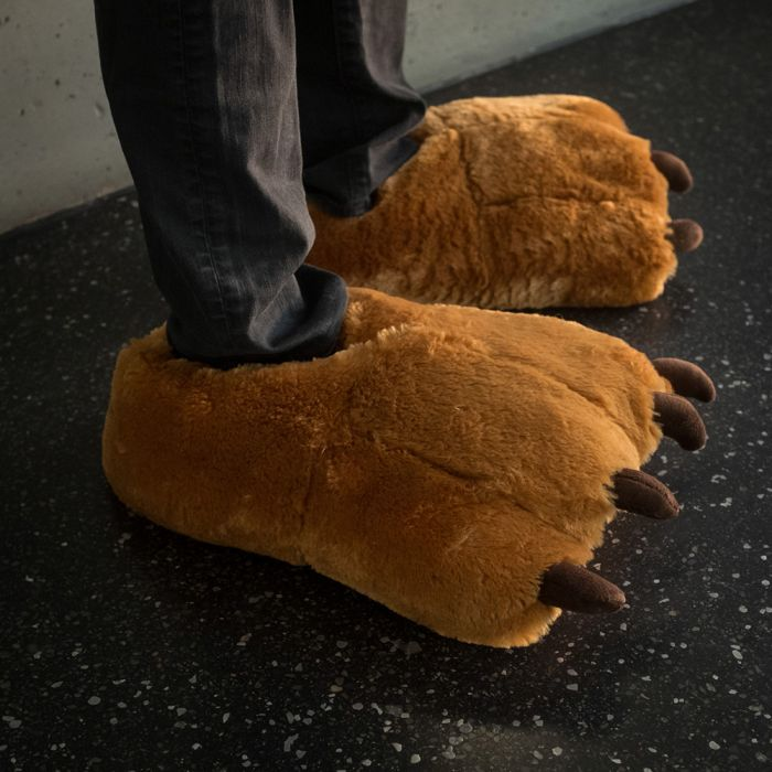 Pantofole Orso
