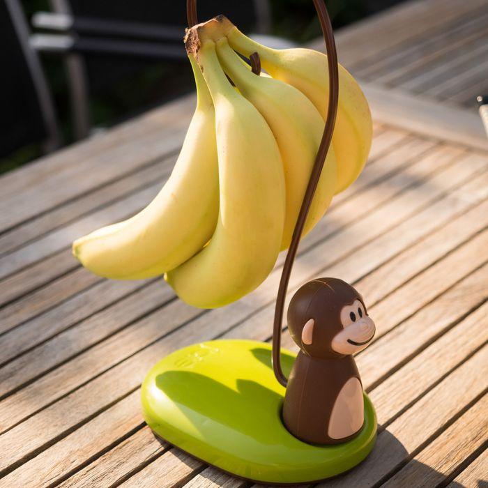 Scimmia Portafrutta Appendi Banana