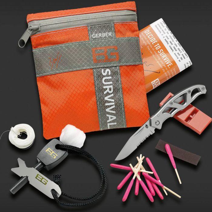 Bear Grylls Survival Kit - Überlebensset