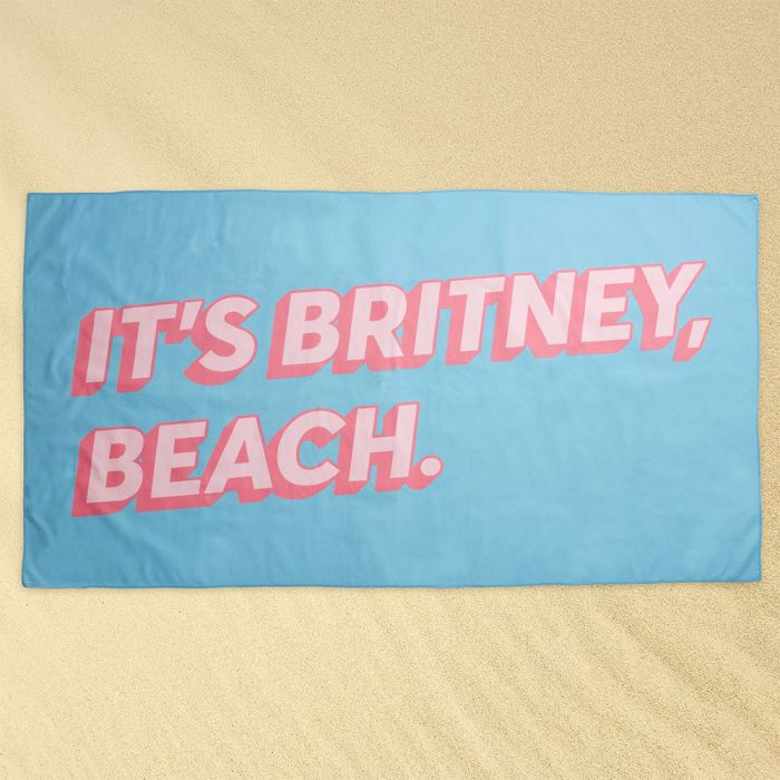 Telo Mare Britney Beach