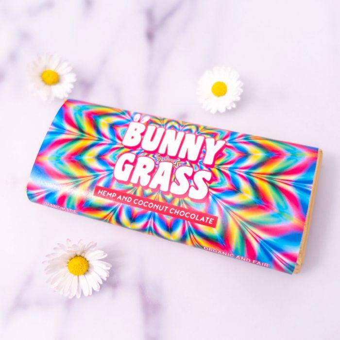 Bunny Grass Cioccolato alla Canapa