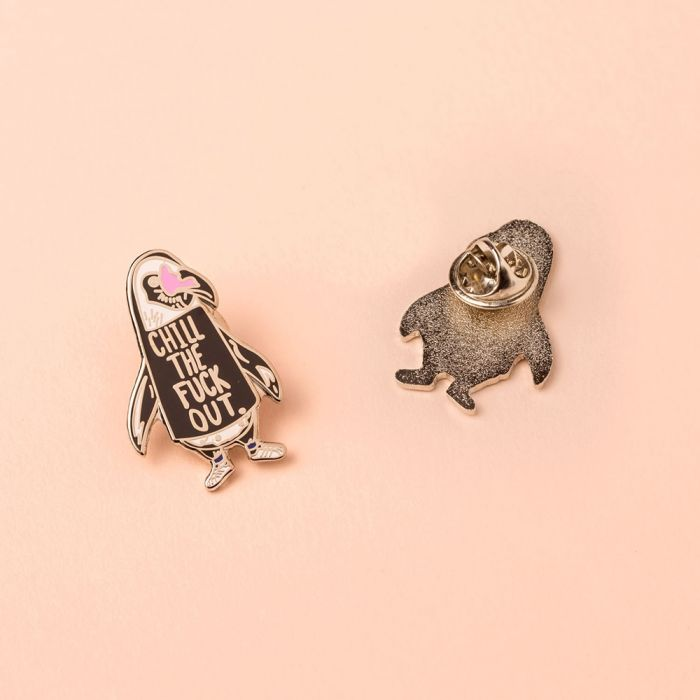 Spilletta Pinguino Chill Out