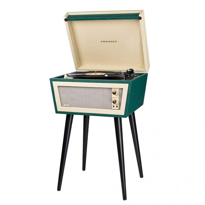 Crosley Sterling Retro Giradischi con Bluetooth