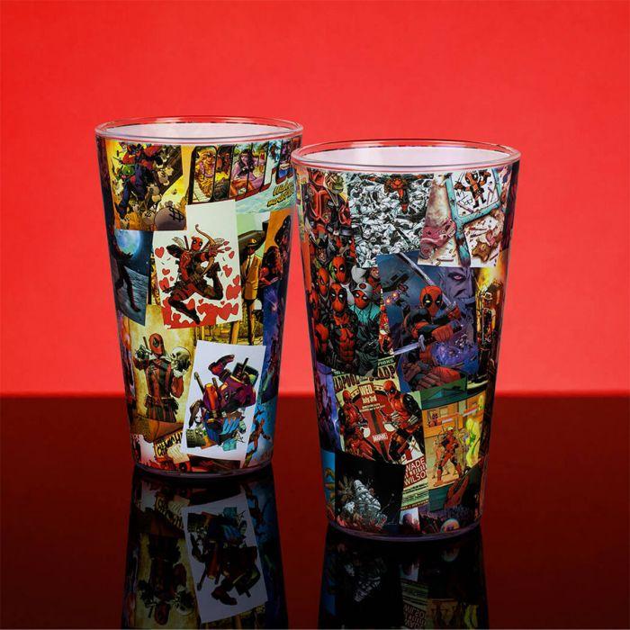 Bicchiere Deadpool