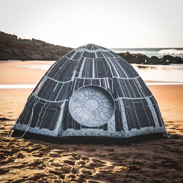 Tenda Morte Nera - Star Wars