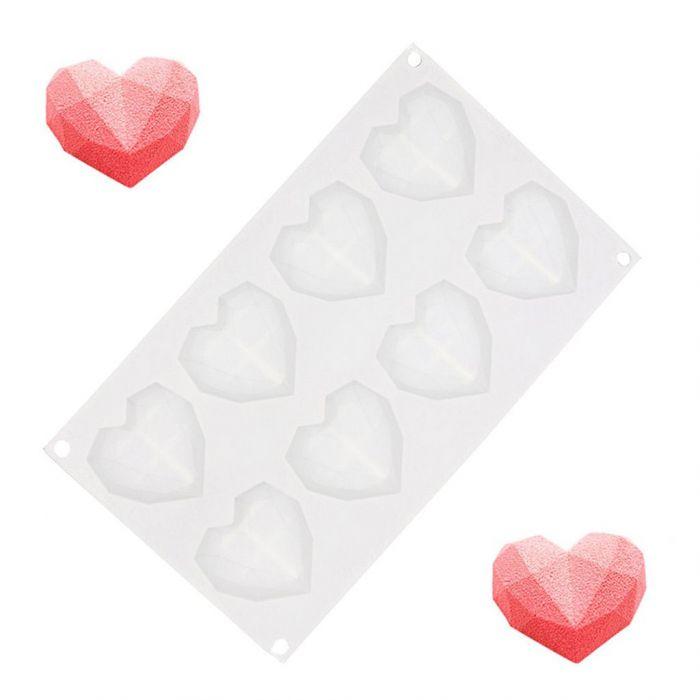 Stampo per torte a forma di cuore
